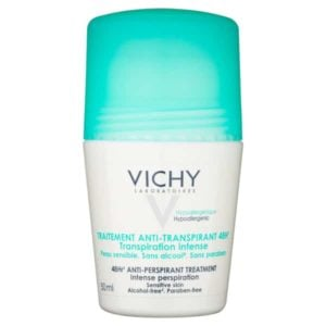 Vichy 48hr Intensive Anti- Perspirant Roll-On 50ml
