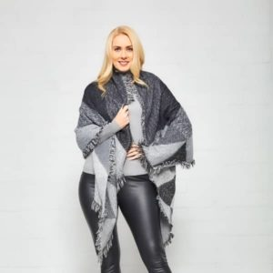 Supersoft Sequin Oversize Scarf