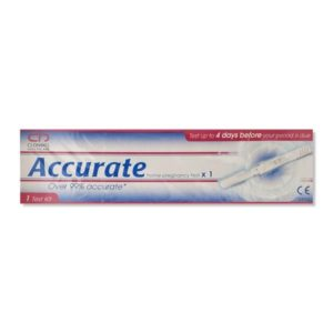 Accurate Home Pregnancy Test Kit