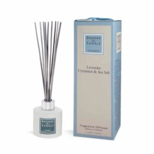 Fragrance Diffuser – Lavender, Cyclamen & Sea Salt