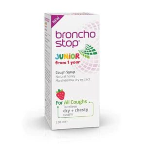 Bronchstop Junior Cough Syrup – 120ml