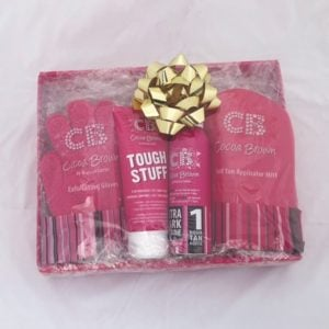 Cocoa Brown Tanning Gift Hamper