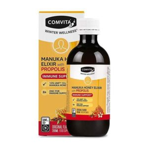 Comvita Winter Wellness Immune Support Elixir (200ml)