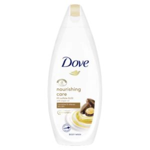 Dove Nourishing Care Body Wash with Argan Oil (225ml)