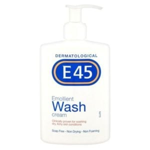 E45 Wash Cream for Dry & Itchy Skin (250ml)