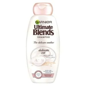 Garnier Ultimate Blends Oat Milk Sensitive Scalp Shampoo (360ml)