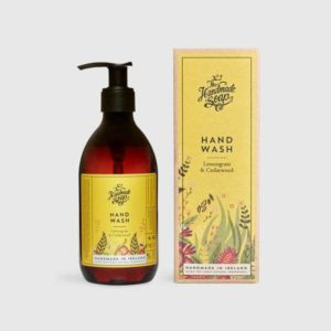 Hand Wash – Lemongrass & Cedarwood (300ml)