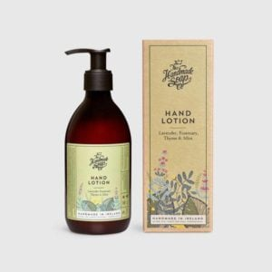 Hand Lotion – Lavender, Rosemary, Thyme & Mint (300ml)
