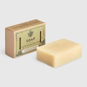 Soap Bar – Lavender, Rosemary, Thyme & Mint (160g)