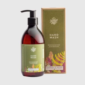 Hand Wash – Sweet Orange, Basil & Frankincense (300ml)