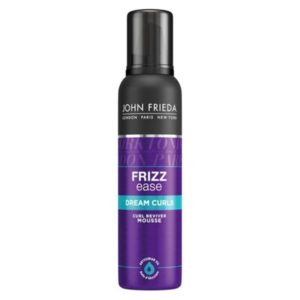 John Frieda Frizz Ease Curl Reviver Mousse (200ml)