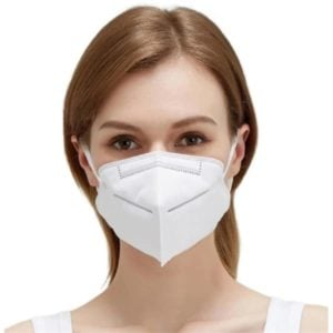 KN95 FFP2 Disposable Face Mask