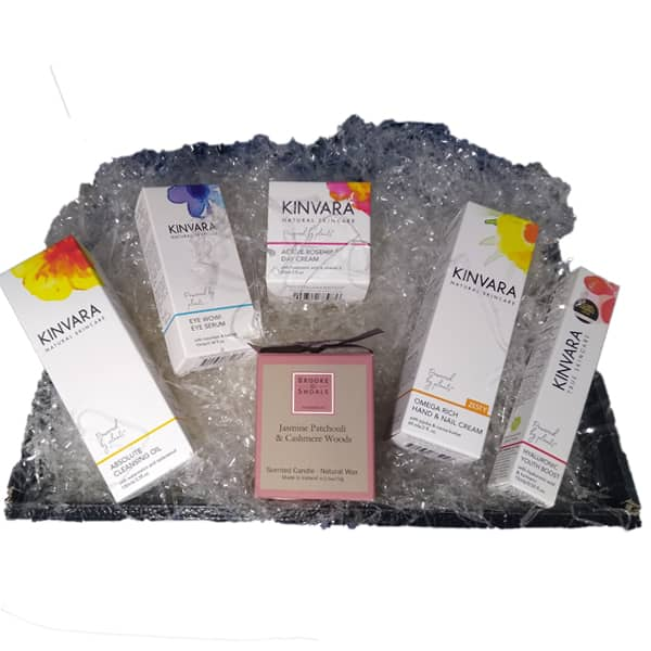 Cocoa Brown Hamper Gift Set
