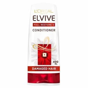 L'Oreal Elvive Full Restore 5 Damaged Hair Conditioner (400ml)