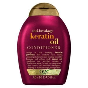 OGX Anti-Breakage Keratin Oil Conditioner (385ml)