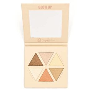 SOSU by Suzanne Jackson Glow Up Highlighter Palette