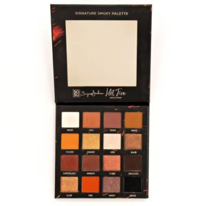 SOSU by Suzanne Jackson Hot Fire Remastered Eyeshadow Palette