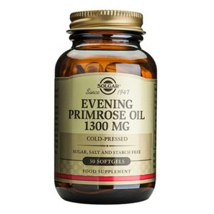 Solgar Evening Primrose Oil 1300mg Softgels (30)