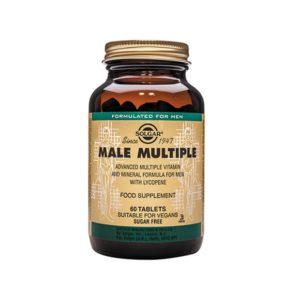 Solgar Male Multiple Tablets (120)