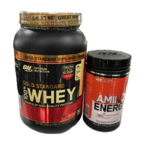 Sports Nutrition Bundle Offer