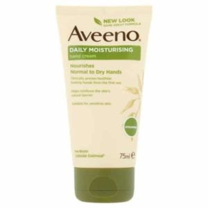 Aveeno Daily Moisturising Hand Cream (75ml)
