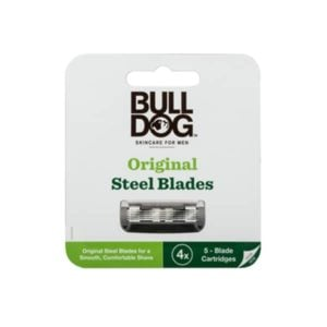 Bulldog Original Steel Shaving Blades