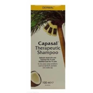 Capasal Therapeutic Shampoo (100ml)