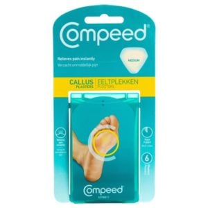 Compeed Callus Plasters (Medium x 5)