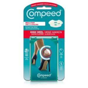 Compeed High Heel Blister Plasters (5)
