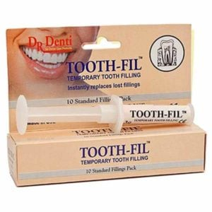 Temporary Tooth Filling by Dr Denti (10 pk)