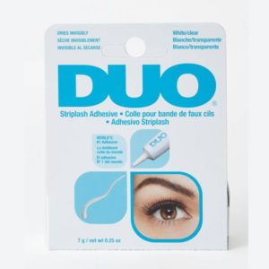 DUO Striplash Adhesive white clear (7g)