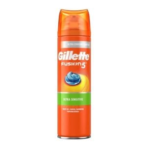 Gillette Fusion5 Ultra Sensitive Shaving Gel 200ml