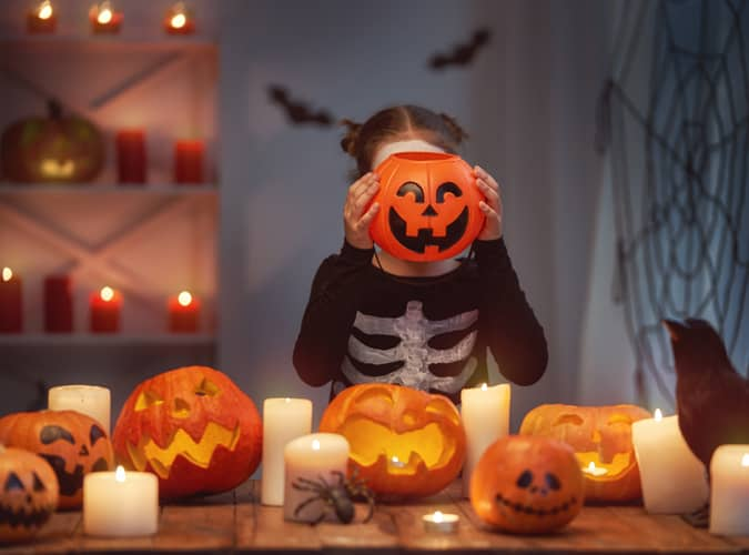 Halloween at home - Pharmhealth