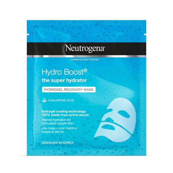 Neutrogena Hydro Boost Hydrogel Recovery Mask (30ml)