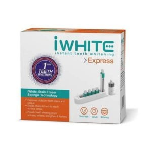 iWhite Instant Teeth Whitening Express Kit