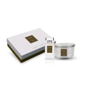 Jenny Glow Candle & Fragrance Set – Bergamot