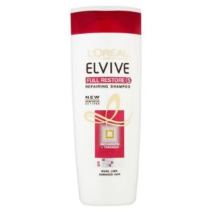 L'Oreal Elvive Full Restore 5 Damaged Hair Shampoo (400ml)