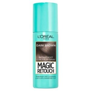 L'oreal Magic Retouch Root Touch Up  (Dark Brown)