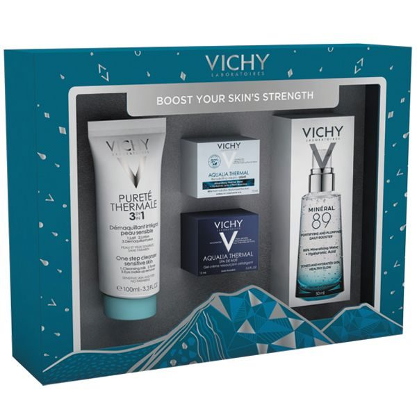 Vichy Mineral 89 Gift Set Coffret