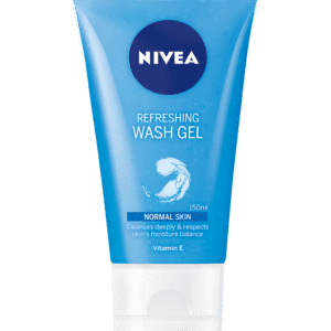 Nivea Refreshing Facial Wash Gel (150ml)