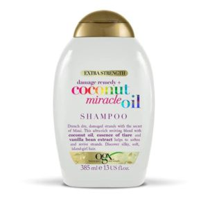 OGX Extra Strength Miracle Oil Shampoo (385ml)
