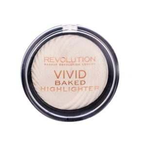Revolution Vivid Baked Highlighter Golden Sands