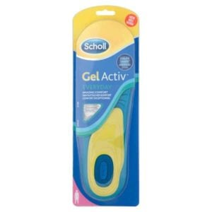Scholl GelActiv Everyday Insoles For Women