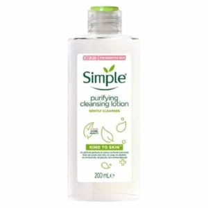 Simple Kind To Skin Purifying Cleansing Lotion (200ml)