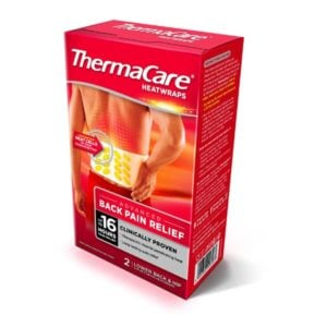 Thermacare Heat Wraps – Lower Back & Hip