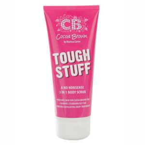 Cocoa Brown Tough Stuff 3 in 1 Body Scrub 200ml